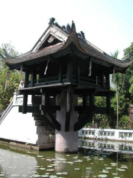 La passion du vietnam ha noi mai 2010 for Le jardin 31 thai van lung